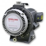 Dry Scroll Vacuum Pump | Leybold SC 15 D | Maintenance