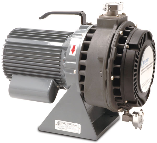 Dry Scroll Vacuum Pump | Ulvac DIS-251 | Maintenance