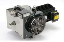 Dry Scroll Vacuum Pump | Ulvac DISL-501 | Maintenance