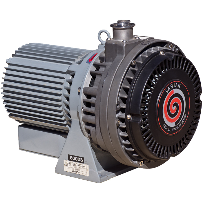 Dry Scroll Vacuum Pumps | Varian DS-600