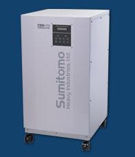 CSW-61 Indoor Water-Cooled Compressor Series