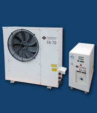 FA-70 Indoor/Outdoor Air-Cooled Compressor Series