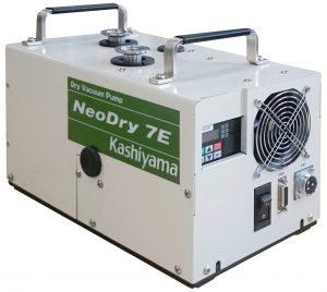 Kashiyama NeoDry 7E Multilobe Vacuum Pump