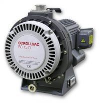 Oerlikon Leybold SC-15-D Oil-Free Scroll Vacuum Pump