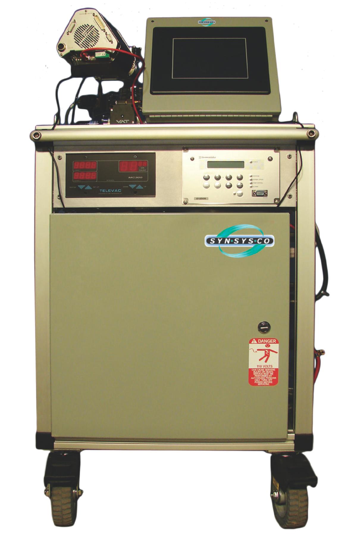 SVR-50 Residual Gas Analyzer