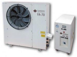 F-70 Indoor Water-Cooled Compressor Series