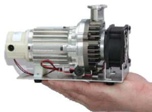 SVF-5 EN-W Miniature Dry Floating Scroll Vacuum Pump