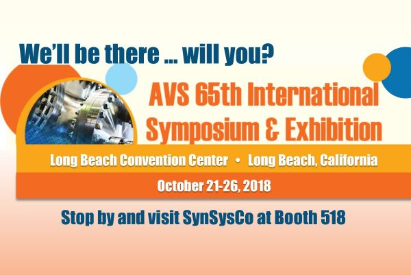 AVS 65th International Symposium & Exhibition